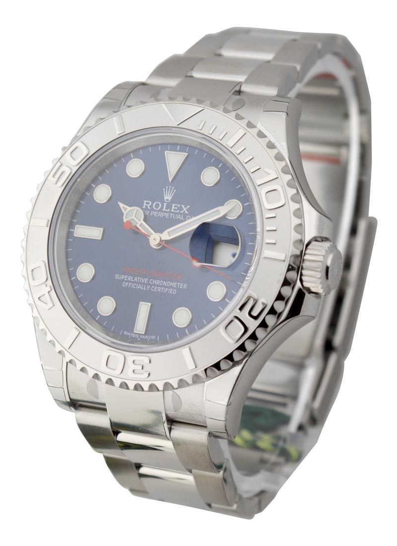Rolex Unworn Yacht Master 40mm in Steel   Ref 116622