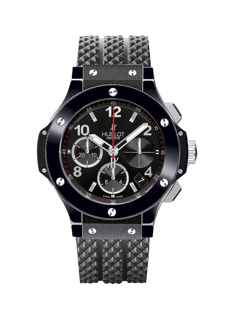 Hublot Big Bang 41mm Black Magic in Black Ceramic