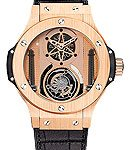 Hublot Vendome Tourbillon Gold