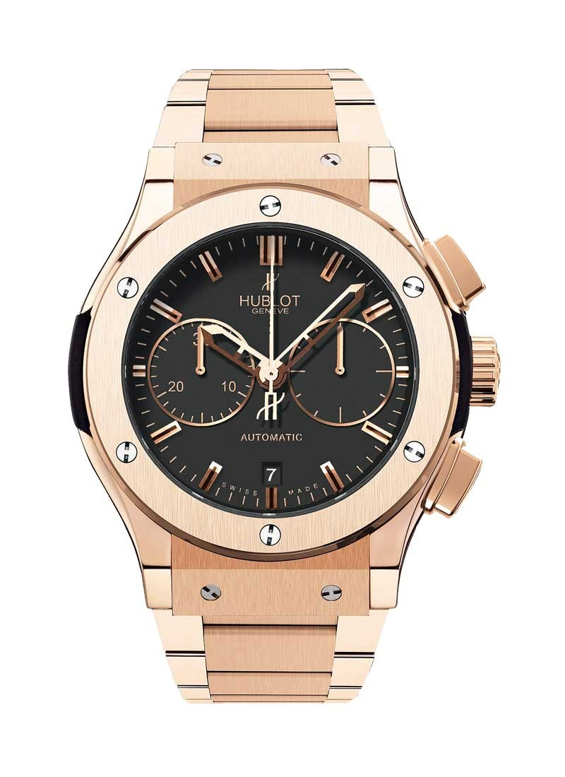 Hublot Classic Fusion 45mm in Rose Gold
