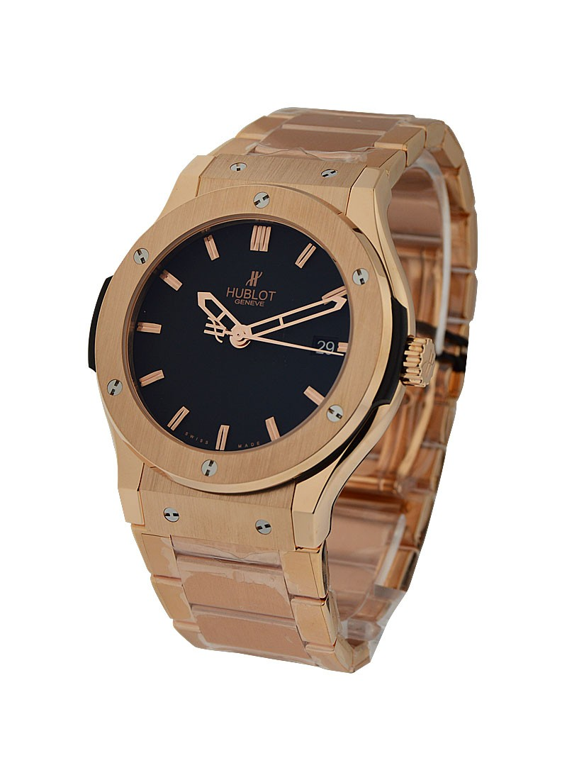 Hublot Classic Fusion Automatic 45mm in Rose Gold