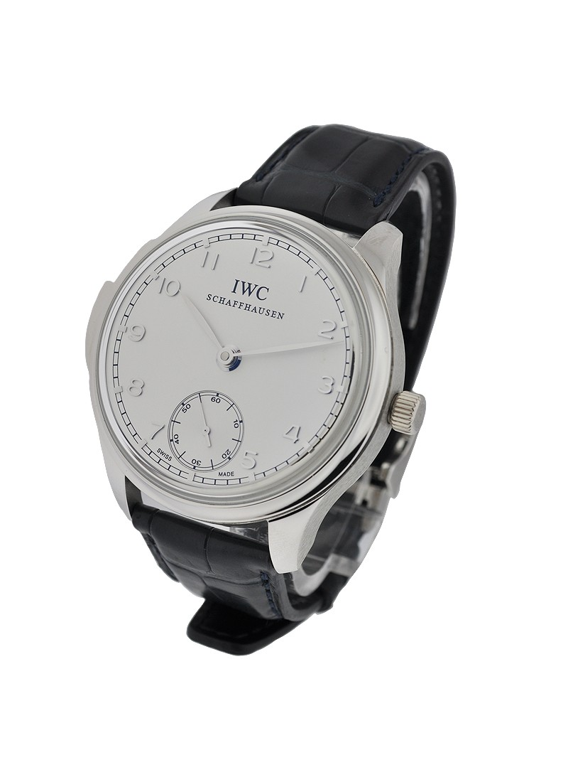 IWC Portuguese Minute Repeater   Limited Edition 500 pcs
