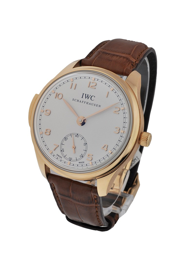 IWC Portuguese Minute Repeater in Rose Gold-Limited to 500pcs