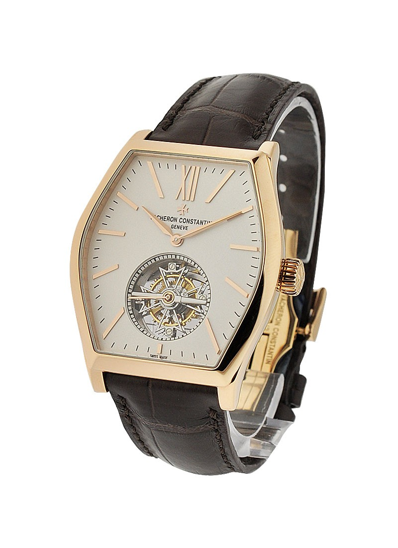 Vacheron Constantin Malte Tourbillon 2012 in Rose Gold