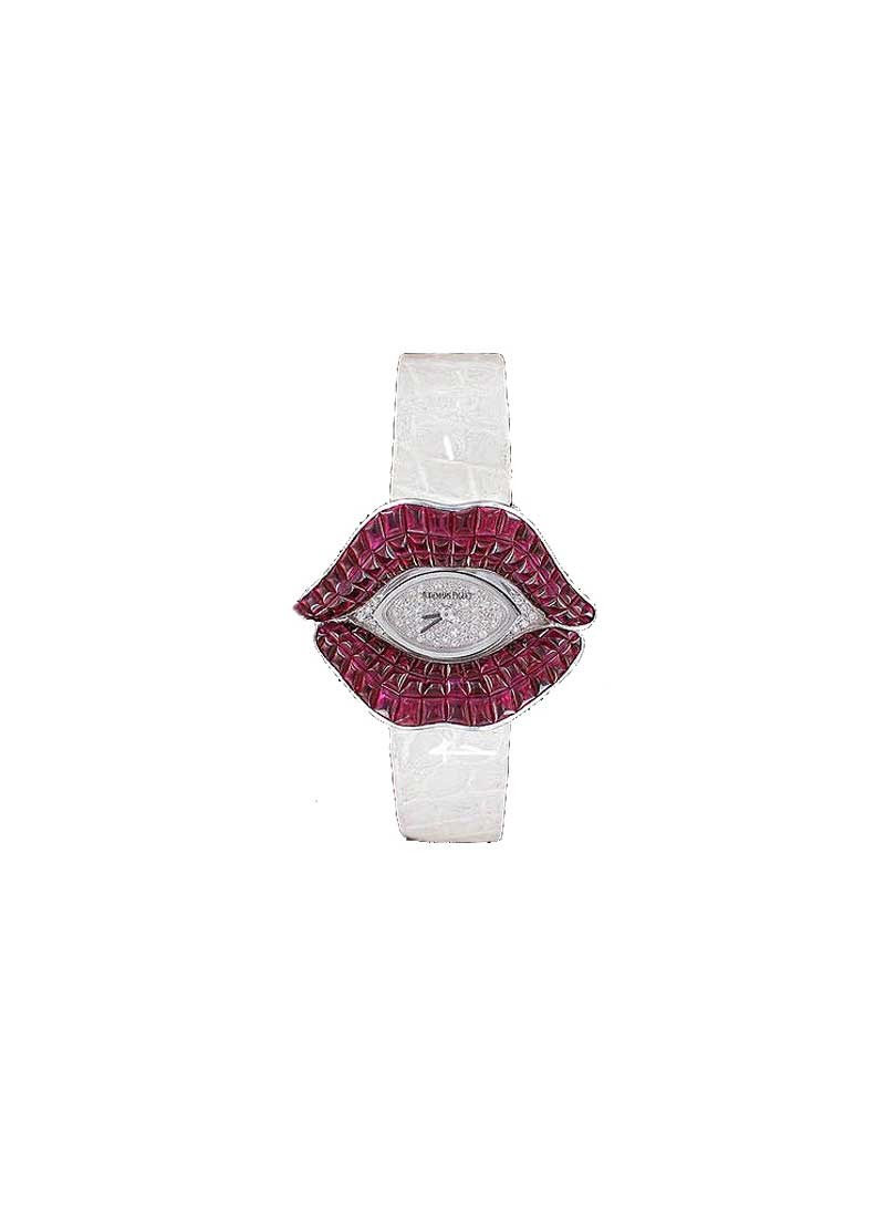 Audemars Piguet Jagger Ladies Limited Edition Quartz in White Gold