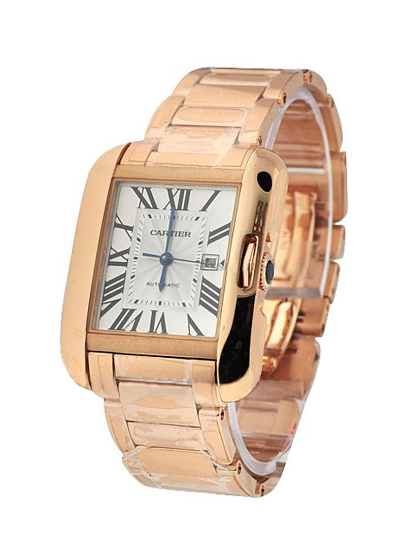Cartier Tank Anglaise Medium Model
