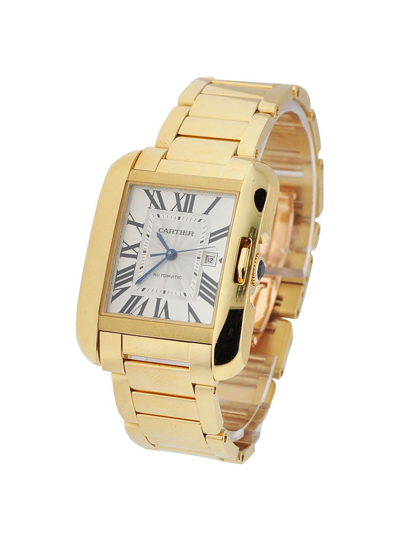 Cartier Tank Anglaise   Mid Size
