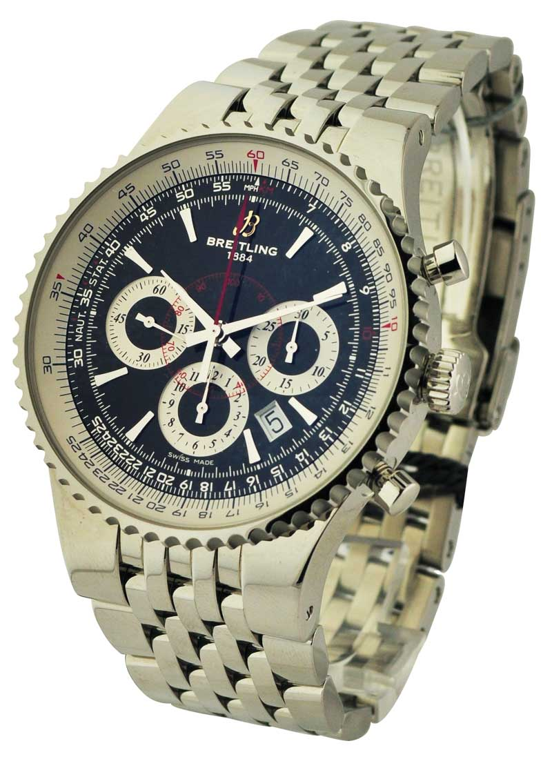 Breitling Montbrillant Navitimer 47 in Steel - Limited to 2000pcs