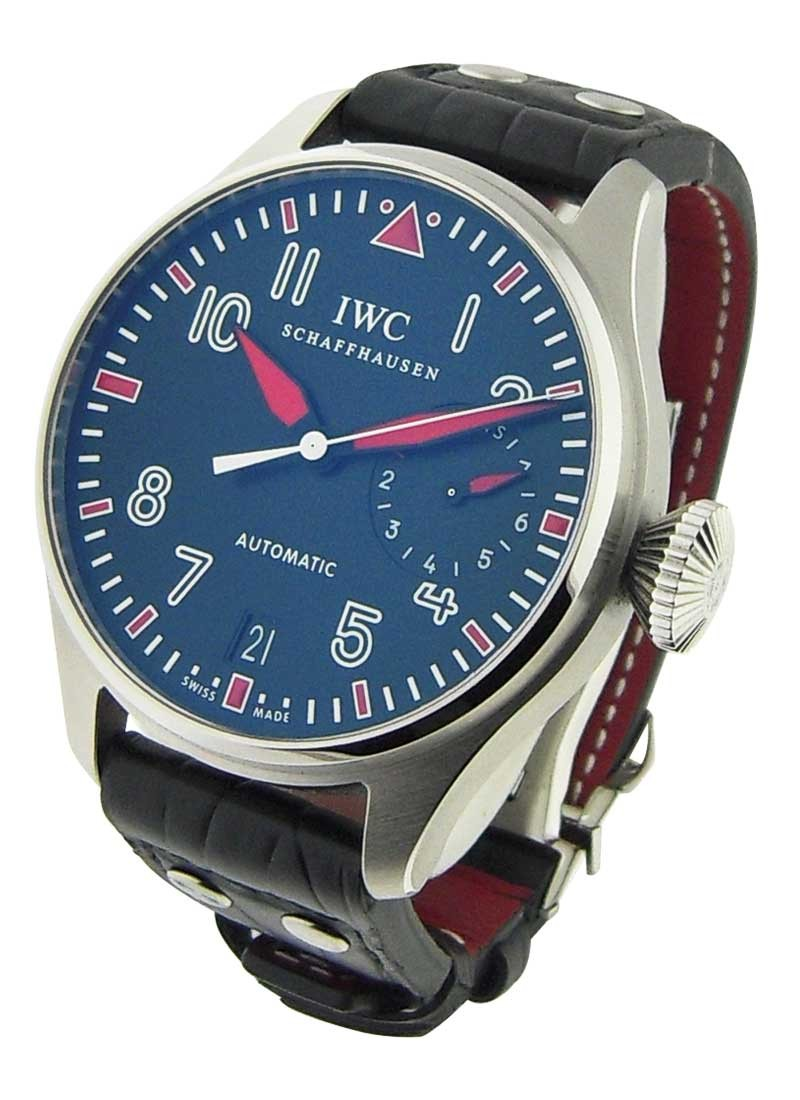 IWC Big Pilot   Muhammad Ali   Limted to only 250 pieces