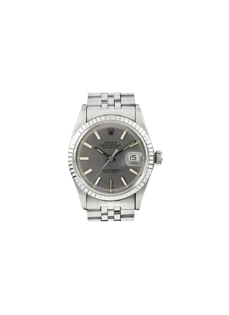 Vintage Datejust 1603 36mm Men's Automatic in Steel