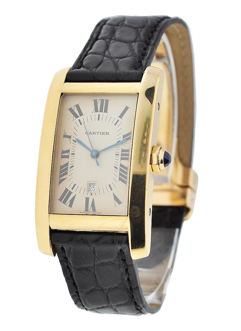 Cartier Tank Americaine - Mid Size  - Original Version