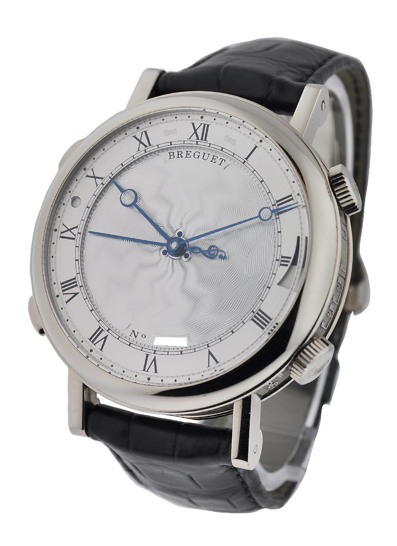 Breguet Classique Musical 48mm Automatic in White Gold