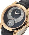 Harry Winston Midnight Big Date Rose Gold
