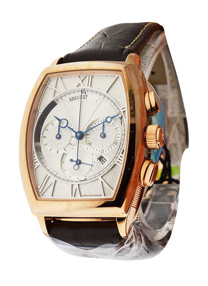 Breguet Heritage Chronograph in Rose Gold