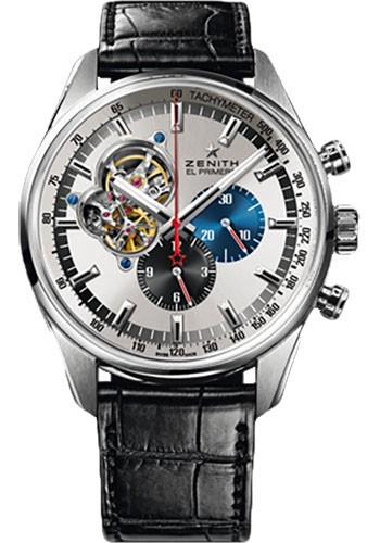 Zenith Chronomaster 1969 Men's Automatic in Steel