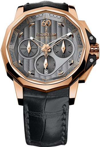 Corum Admirals Cup Challenger Chrono in Rose Gold