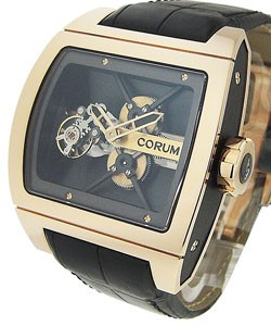 Corum Ti Bridge Rose Gold