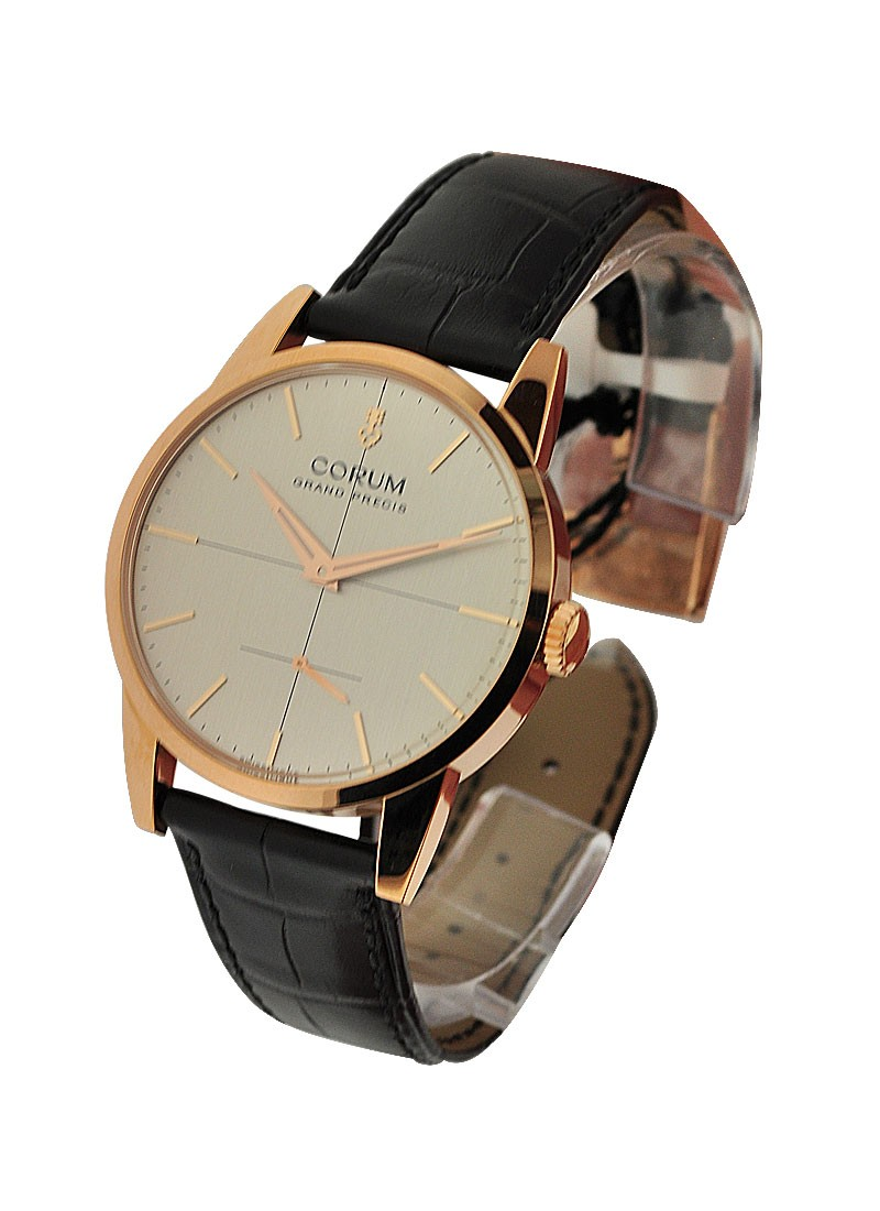 Corum Vintage Grand Precis in Rose Gold