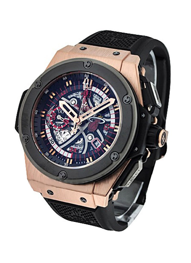 Hublot Big Bang King Power Miami Heat Chronograph