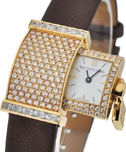 Van Cleef Secret Pave