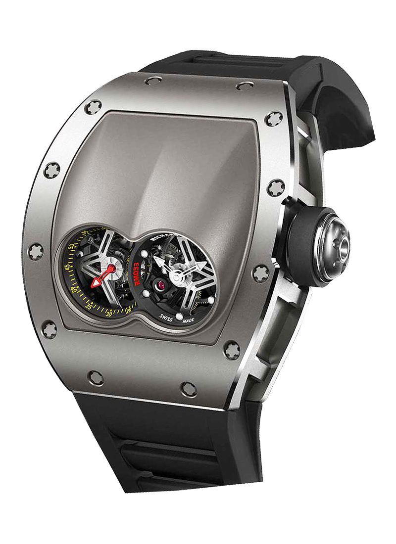 Richard Mille Tourbillon Pablo Mac Donough - Limited to 15 pcs