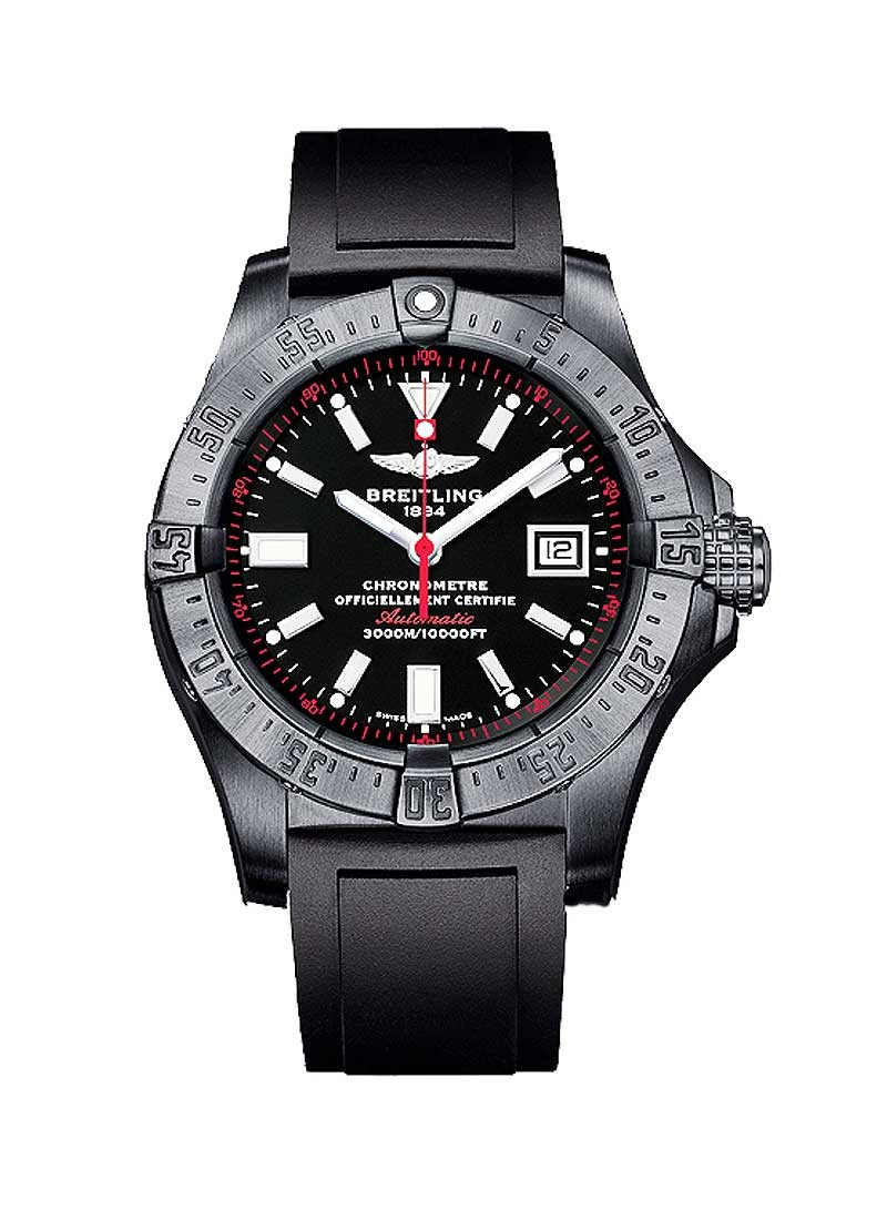 Breitling Avenger Seawolf Chrono Automatic in Steel