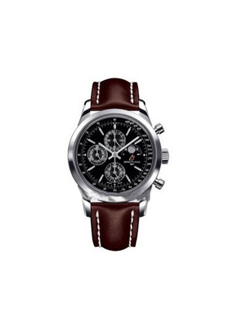 Breitling Transocean Chronogprah 1461 Men''s Automatic in Steel