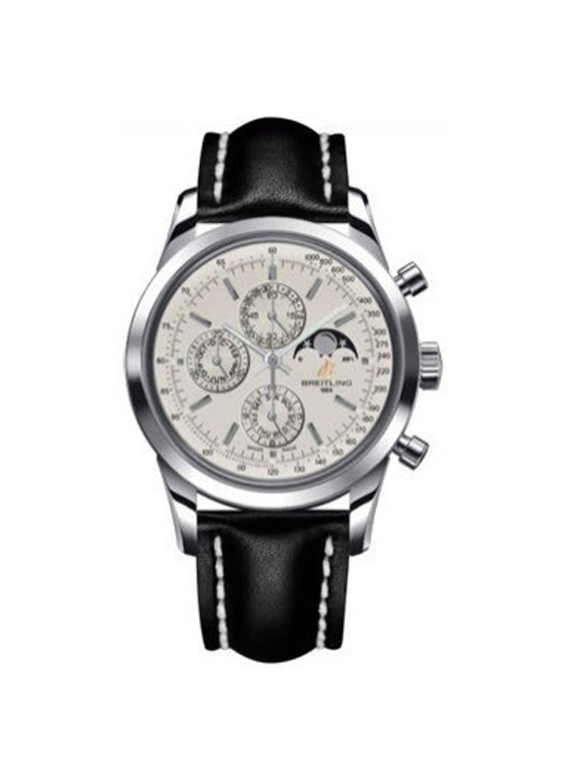 Breitling Transocean 1461 Men's Chronograph in Steel