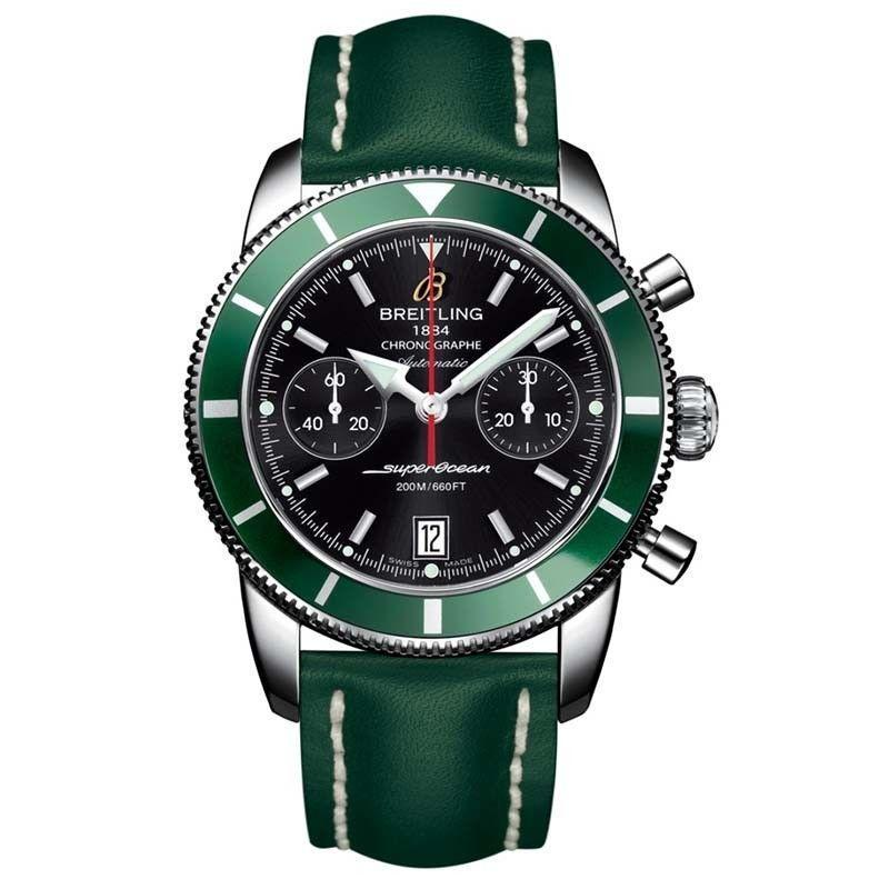 A2337036/BB81-leather-green-deployant
