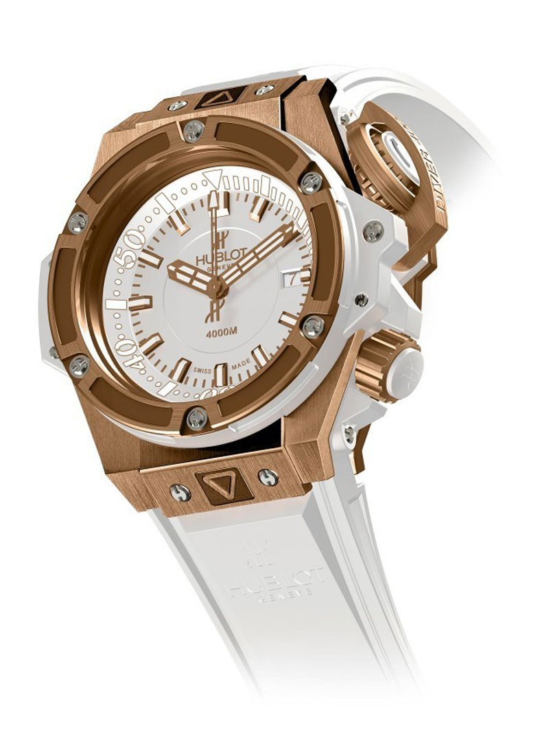 Hublot King Power Oceanographic 4000 GOLD