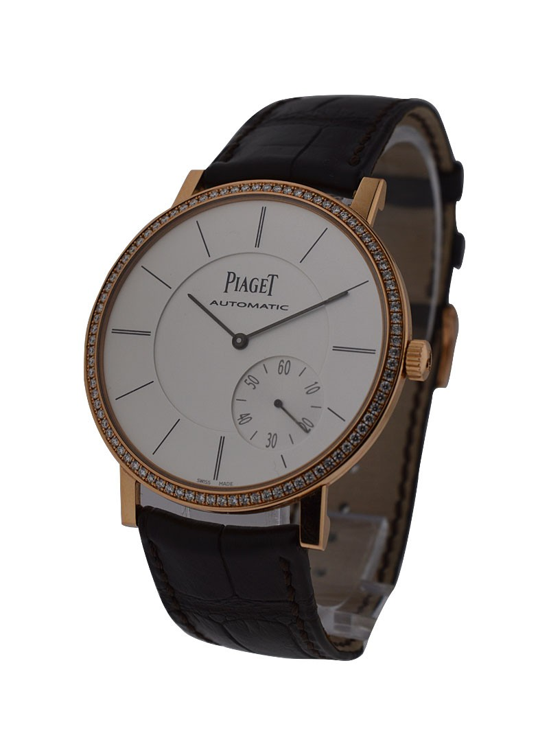 Piaget Altiplano Small Seconds   Diamond Bezel
