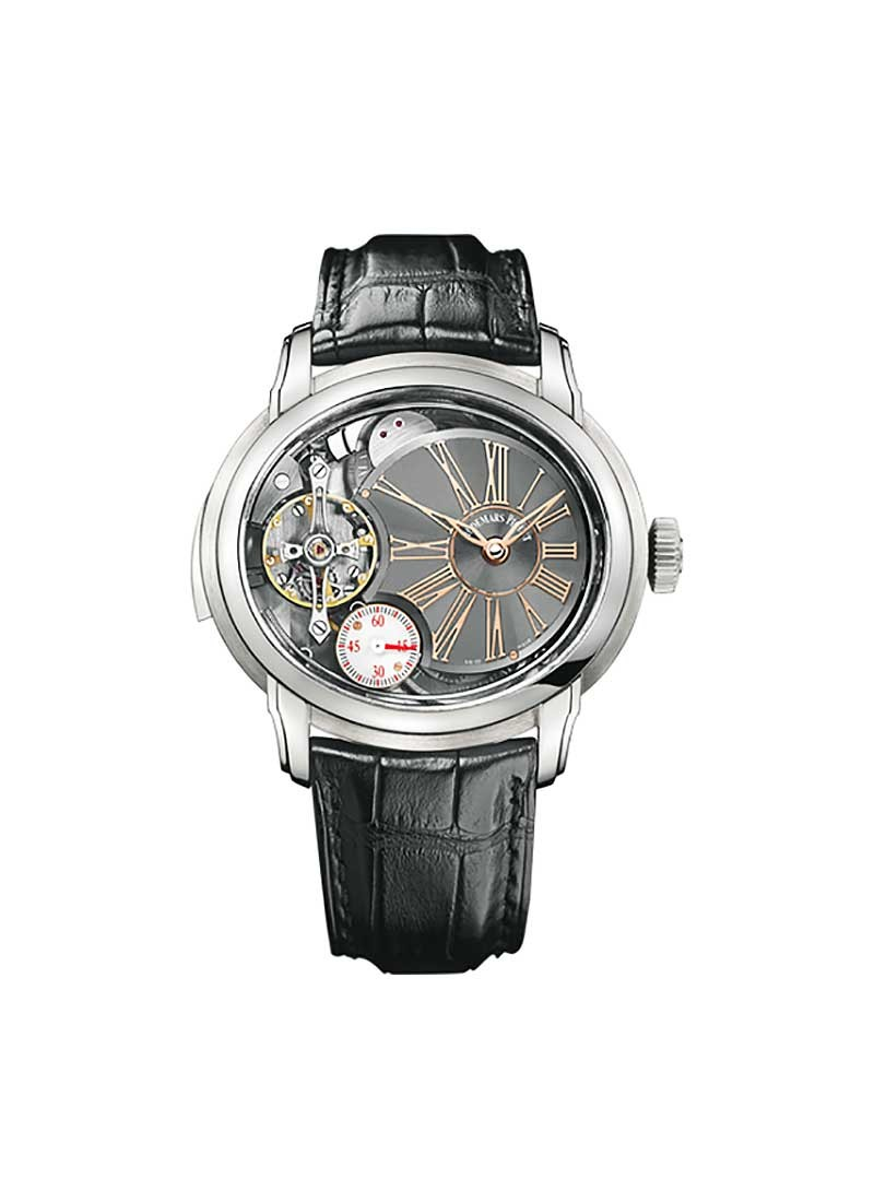 Audemars Piguet Millenary Minute Repeater in Titanium