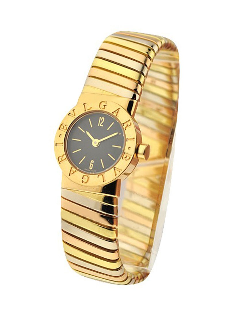 Bvlgari Tubogas in Yellow Gold
