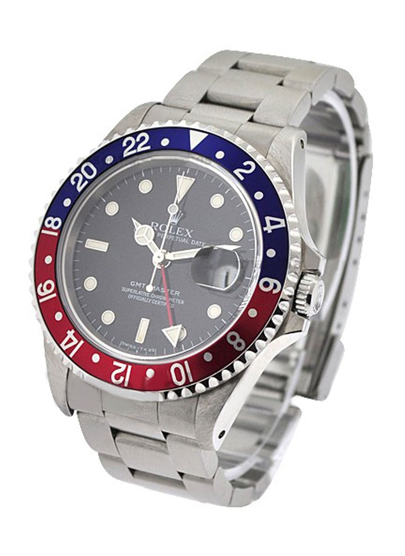 Rolex Used GMT-Master