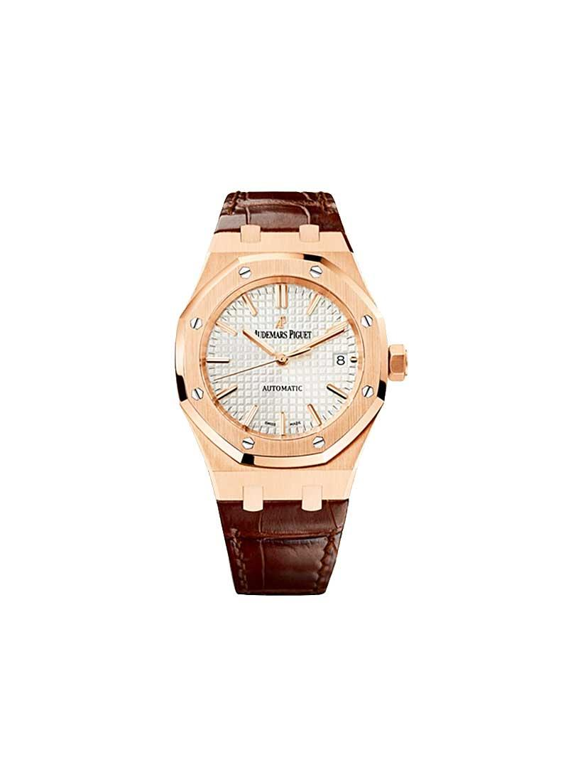 Audemars Piguet Royal Oak  37mm Automatic in Rose Gold