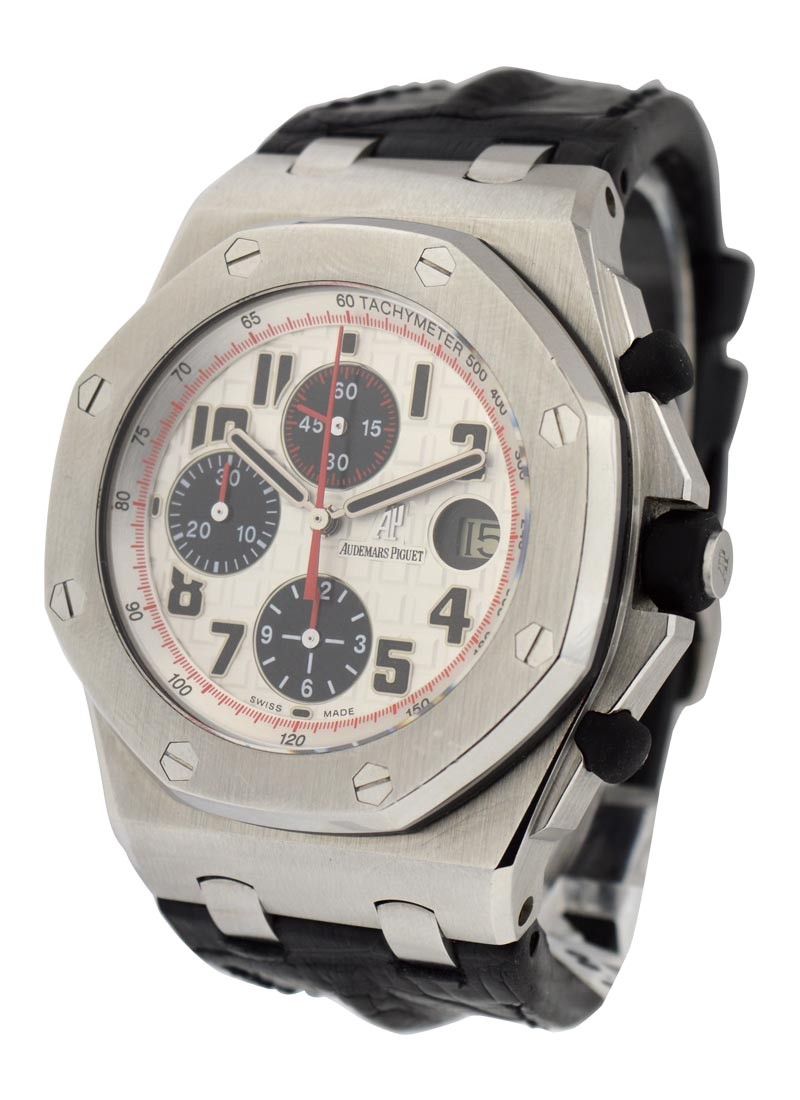 Audemars Piguet Royal Oak Offshore Panda Chronograph