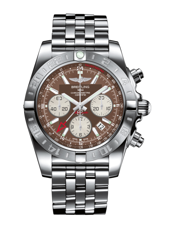 Breitling Chronomat GMT 44 Men's Automatic in Steel