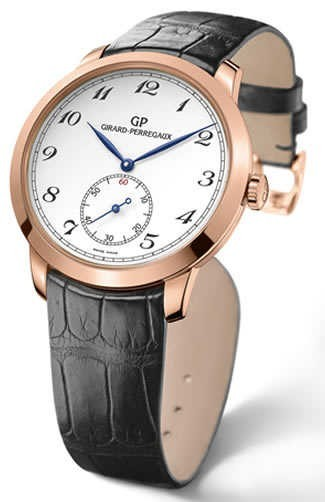 Girard Perregaux Classic 1966 Small Seconds in Pink Gold