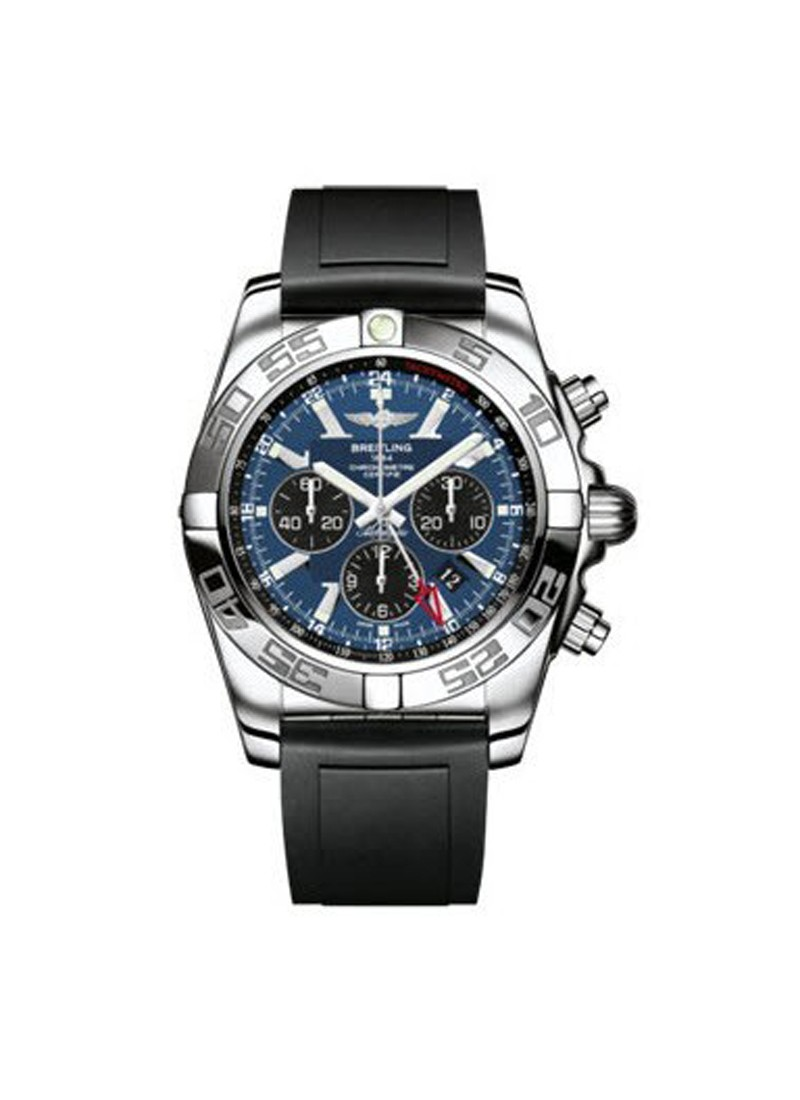Breitling Chronomat GMT 44-Automatic in Steel