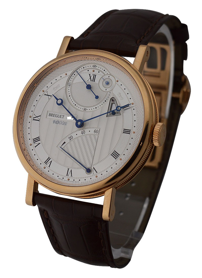 Breguet Classique Chronometer 41mm in Rose Gold