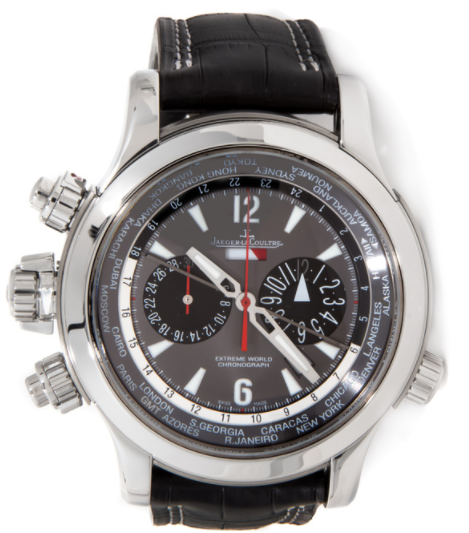 Jaeger - LeCoultre Master Compressor Extreme World Chrono Inverssor
