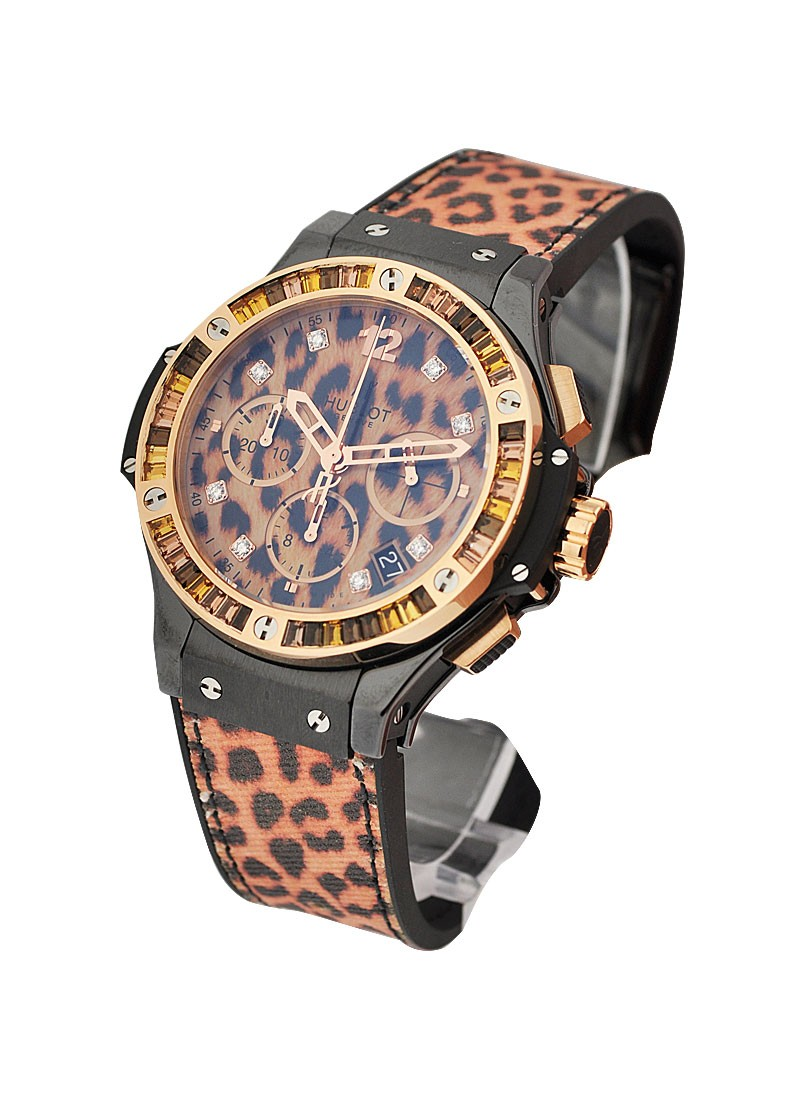 Hublot Big Bang Leopard in Rose Gold   41mm