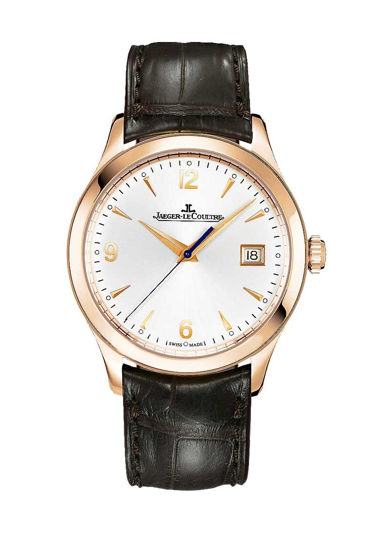 Jaeger - LeCoultre Master Control in Rose Gold