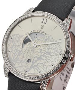 Harry Winston Midnight Moon Phase