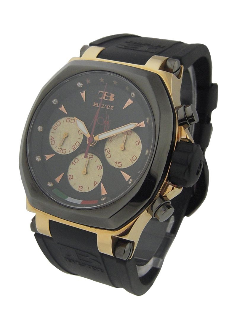 Tudor Buti Lippi Gold Chrono  Limited Edition of 150 pcs ONLY