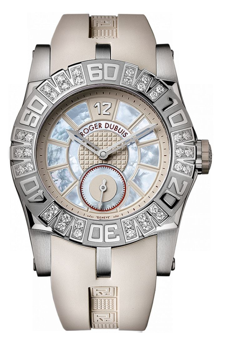 Roger Dubuis Easy Diver with Diamond Bezel Limited Edition 888pcs.