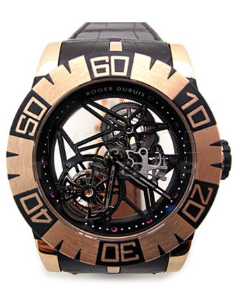 Roger Dubuis Easy Diver 48mm - Rose Gold