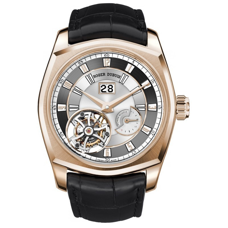 Roger Dubuis La Monagasque Flying Tourbillon in Rose Gold -  Limited Edition 188pcs.