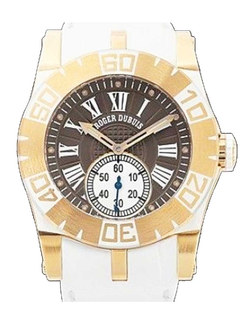 Roger Dubuis Easy Diver 40mm Automatic in Rose Gold - Limited Edition 28 pcs.
