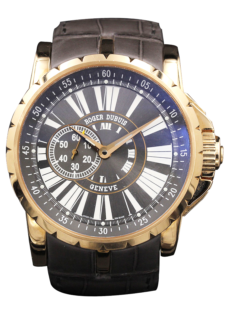 Roger Dubuis Excalibur Automatic in Rose Gold